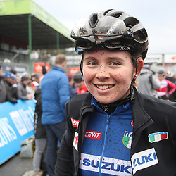 26-12-2019: Wielrennen: Wereldbeker veldrijden: Zolder: Francesca Baroni