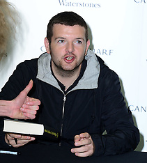 OCT 16 2014 Kevin Bridges book signing, Waterstones