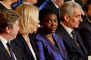 Roma, 28 Aprile  2013.Il governo Letta giura al Quirinale. Cecile Kyenge, ministro per l'Integrazione..