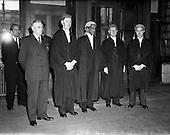 1952 Indian Ambassador to Ireland Mr. V.K. Krishna Menon