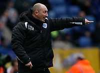 Photo: Steve Bond/Richard Lane Photography. <br />Leicester City v Scunthorpe United. Coca Cola Championship. 29/03/2008. Ian Holloway on the touchline as Leicester hold on
