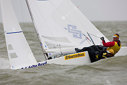 Robert Scheidt and Bruno Prada, Star, Day 5, May 28th, Delta Lloyd Regatta in Medemblik, The Netherlands (26/30 May 2011).