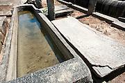Anuradhapura.<br /> Stone Bath.