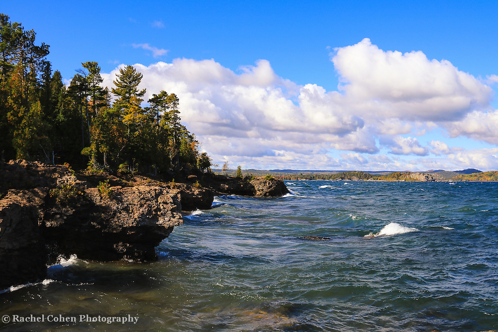 &quot;One Very Fine Day&quot;<br /> <br /> This was a very fine day on Presque Isle Park in Marquette Michigan!