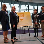 """City Hall, London, Uk, 29th June 2017. Wormholt Park Primary School, Park Walk Primary """"Gold Awards"""" of the City Hall awards at the Health and education experts celebrate London's healthiest schools."""