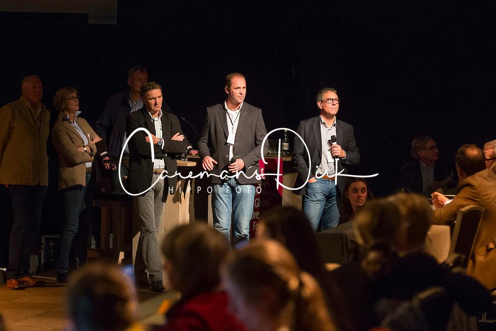 From foal to Grand Prix with Wim Ernes, Joop Van Uytert, Nico Witte, Tim Koomans<br /> Global Dressage Forum<br /> Academy Bartels - Hooge Mierden 2013<br /> &copy; Dirk Caremans