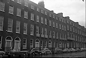 1961-20/11 Georgian Buildings on Fitzwilliam Street
