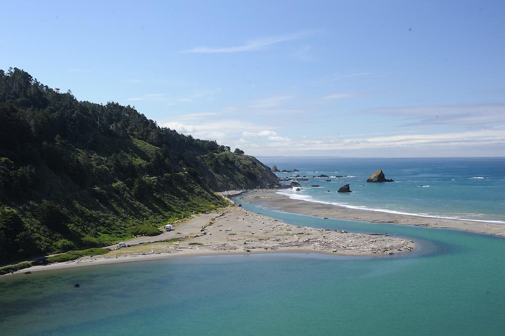 Coastline, Albion, California