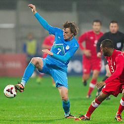20131119: SLO, Football - Friendly match, Slovenia vs Canada