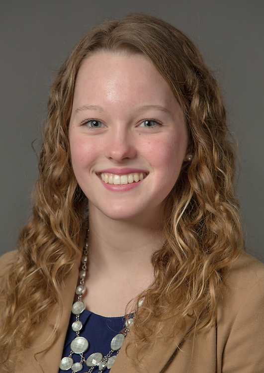 Cutler Scholar candidate Mallory Golski. Photo by Lauren Pond