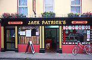 Jack Patrick's butcher shop and restaurant, Castletownbere, County Cork, Ireland