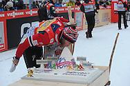 Tour de Ski, world cup Cross country ski - Coppa del Mondo di sci da fondo - Salita Alpe del Cermis Val di Fiemme Trentino 10.01.2016 © Foto Daniele Mosna