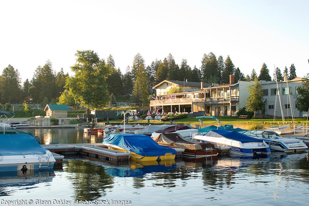 McCall, Idaho, Payette Lake