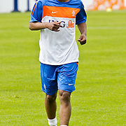 AUS/Seefeld/20100530 - Training NL Elftal WK 2010, Ryan Babel