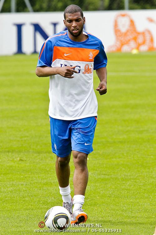 AUS/Seefeld/20100530 - Training NL Elftal WK 2010, Ryan Babel