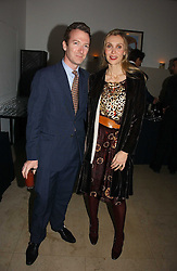 ASHLEY & ALLEGRA HICKS  at a party to celebrate the launch of India Hick's 'Island Living' range of frangrance and beauty products in association with Crabtree & Evelyn held at The Hempel, Craven Hill Gardens, London on 22nd November 2006.<br /><br />NON EXCLUSIVE - WORLD RIGHTS