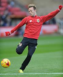 Bristol City's Todd Kane - Photo mandatory by-line: Dougie Allward/JMP - Mobile: 07966 386802 - 15/11/14 - SPORT - Football - Swindon - The County Ground - Swindon Town v Bristol City - Sky Bet League One