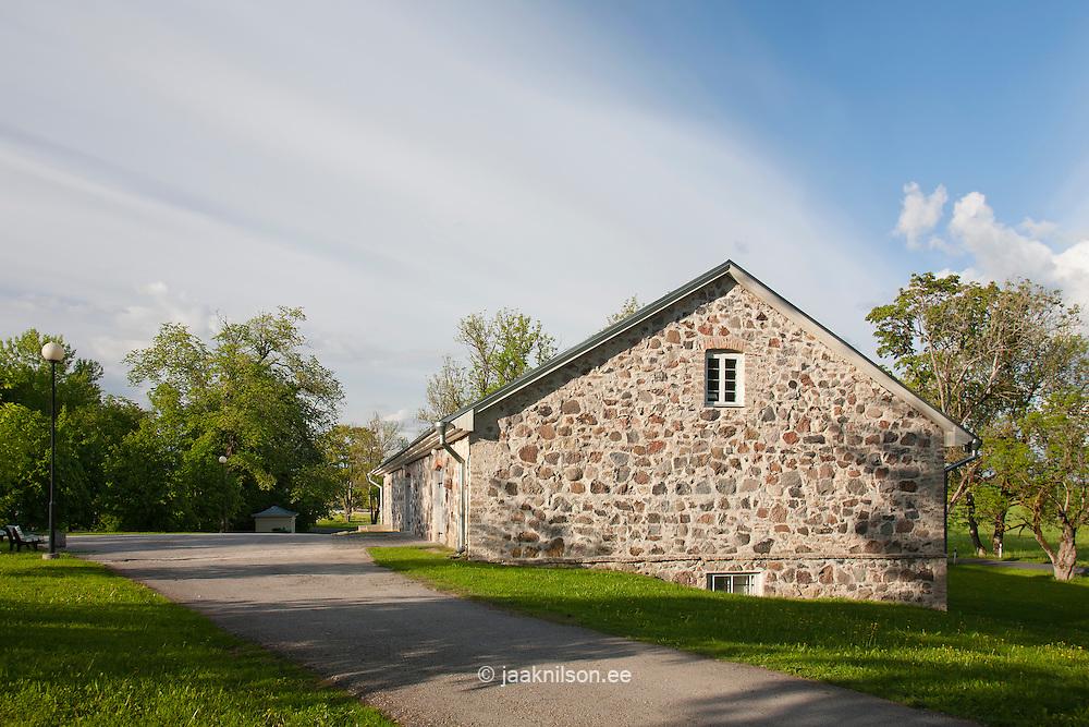 Albu Manor, Järva County, Estonia, Europe