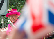 Royals Attend Ladies Day at Ascot