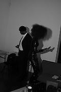 DAVID; EMILIA BOATENG, Glam Rock fashion shoot. 8 September 2016