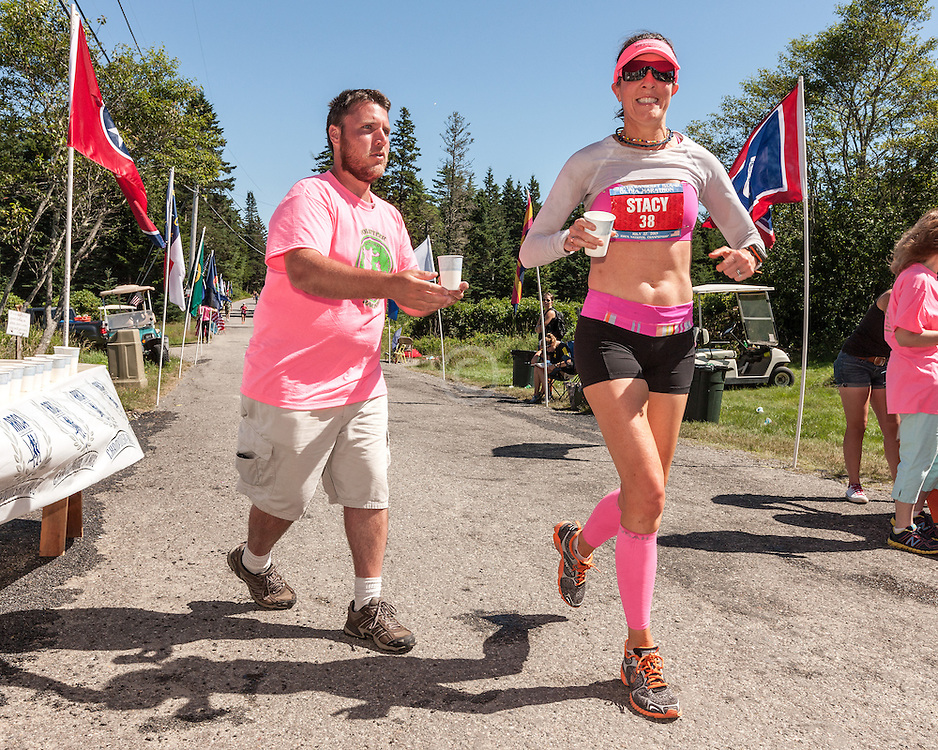 Great Cranberry Island Ultra 50K road race: Stacy