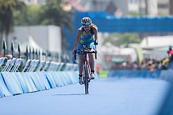 KOLPAKCHY Alisa, UKR, Para-Triathlon, PT4 at Rio 2016 Paralympic Games, Brazil