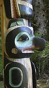 Sitka National Historic Park/Totem Park, Sitka, Alaska, USA