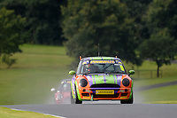 #9 Simon Walton Mini Cooper during the MINI Challenge - Cooper S, Cooper & Open at Oulton Park, Little Budworth, Cheshire, United Kingdom. August 20 2016. World Copyright Peter Taylor/PSP.