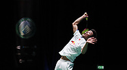 All England Open Badminton 2017- 8 March
