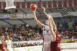 February 10, 2019 - Mestre, Venezia, Italia - Foto Paola Garbuio/LaPresse.10 febbraio  2019 Mestre (ve) Italia .sport .basket .Umana Reyer Venezia vs Dolominti Energia Trentino - Campionato italiano di basket Serie A PosteMobile 2018/2019 - Palasport Taliercio..Nella foto: jovanovic..Photo Paola Garbuio/LaPresse.february 10, 2019 Mestre (ve) Italy.sport.basket .Umana Reyer Venezia vs Dolominti Energia Trentino- Italian Basketball League Serie A PosteMobile 2018/2019 -Palasport Taliercio..in the pic: jovanovic (Credit Image: © Garbuio Paola/Lapresse via ZUMA Press)