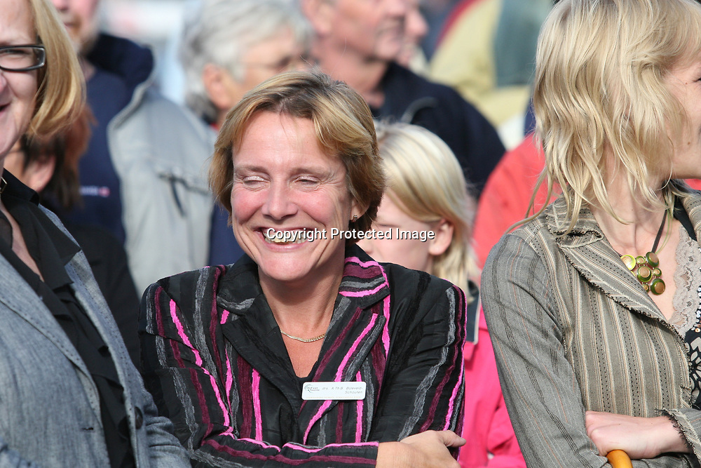 Ladiestour 2006 Goor<br />Burgemeester Ank Bijleveld