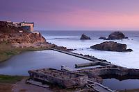 Sutro Baths and Cliff House, San Francisco, California