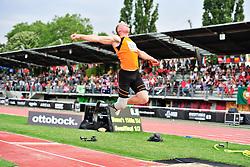 HERTOG Ronald, NED, Long Jump, T44, 2013 IPC Athletics World Championships, Lyon, France