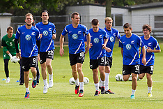 Auckland - Football - All Whites Training Session