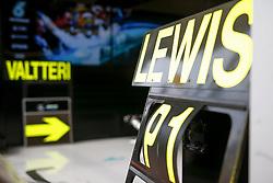 August 27, 2017 - Spa-Francorchamps, Belgium - Motorsports: FIA Formula One World Championship 2017, Grand Prix of Belgium, ..P1 for #44 Lewis Hamilton (GBR, Mercedes AMG Petronas F1 Team) (Credit Image: © Hoch Zwei via ZUMA Wire)