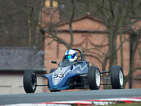 #53 Richard KETTERMAN Reynard FF86  during Avon Tyres Formula Ford 1600 Northern Championship - Pre 90 as part of the BRSCC Oulton Park Season Opener at Oulton Park, Little Budworth, Cheshire, United Kingdom. March 24 2018. World Copyright Peter Taylor/PSP.