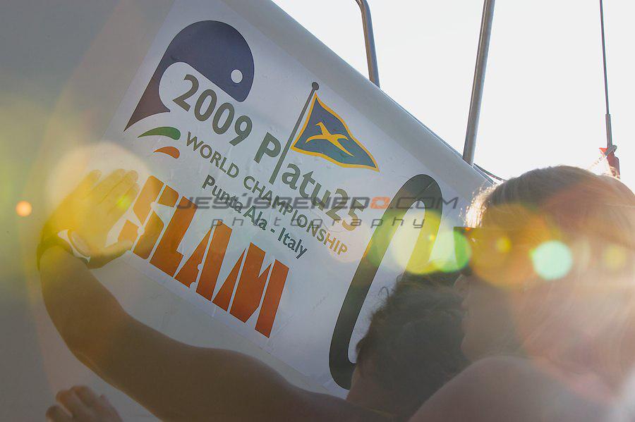 Platu 25 worlds, punta ala 2009,Italy,sept-october 2009