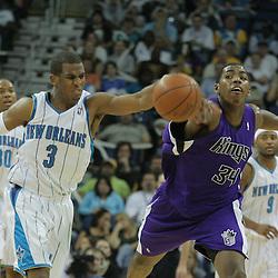 12-20 Kings at Hornets