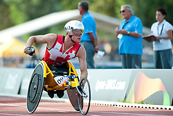 HUG Marcel, SUI, 1500m, T54, 2013 IPC Athletics World Championships, Lyon, France