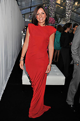 DAVINA McCALL at the Glamour Women of The Year Awards 2011 held in Berkeley Square, London W1 on 7th June 2011.