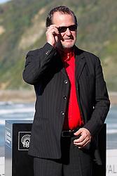 21.09.2011, Sebastian Donostia, ESP, 59. San Sebsatian Filmfestival, Zinemaldia, im Bild Director Bjorn Runge during the 59th San Sebastian Donostia International Film Festival - Zinemaldia.September 20,2011. EXPA Pictures © 2011, PhotoCredit: EXPA/ Alterphoto/ Acero +++++ ATTENTION - OUT OF SPAIN/(ESP) +++++