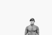 AUSTIN, TX - MARCH 26:   (EDITORS NOTE: Image has been converted to black and white.)  Rory McIlroy of Northern Ireland waits on the seventh hole during the round of 16 in the World Golf Championships-Dell Match Play at the Austin Country Club on March 26, 2016 in Austin, Texas.  (Photo by Tom Pennington/Getty Images)