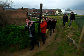 Sheringham Walk of Witness 2015