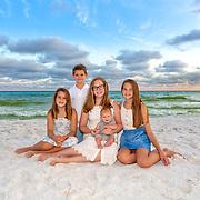 Meyer (Holly & Rob) Family Beach Photos
