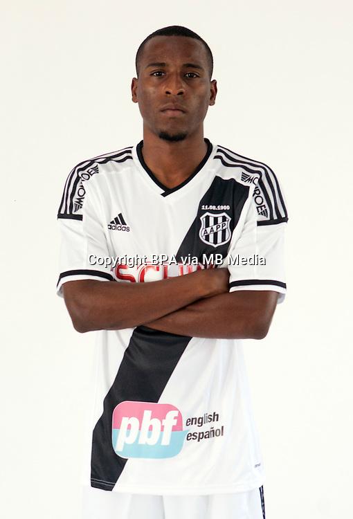 Brazilian Football League Serie A / <br /> ( Associacao Atletica Ponte Preta ) - <br /> Jeferson de Araujo de Carvalho