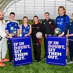 Sports Concussion Guidance unveiled   Edinburgh   6 March 2018