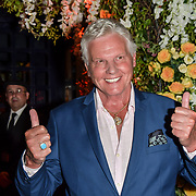 Jess Conrad arrives at Tramp Members Club 40 Jermyn Street, on 23 May 2019, London, UK.