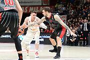 Palleggio, Penetrazione,<br /> Olimpia AX Milano - Kirolbet Baskonia Vitoria-Gasteiz <br /> Eurolega 2019 -2020<br /> Milano, 07/11/2019<br /> Foto Ciamillo-Castoria/ Claudio Degaspari