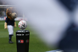 The match ball by Mitre - Mandatory by-line: Arron Gent/JMP - 17/03/2019 - FOOTBALL - The Den - London, England - Millwall v Brighton and Hove Albion - Emirates FA Cup Quarter Final