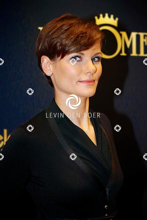 AMSTERDAM - In Carre is de Gouden Televizier-Ring Gala 2013. Met op de foto  Angela Schijf. FOTO LEVIN DEN BOER - PERSFOTO.NU